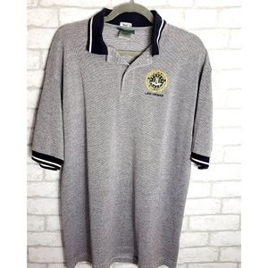 Mens Department of Justice Las Vegas Uniform Polo